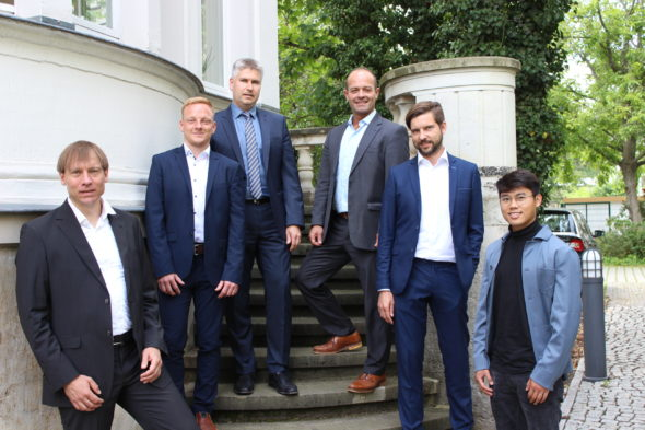 "June 2020 - FTTF as first investor, March 2020 - Winner of the concept phase of the Science4Life Venture Cups <br><a href=""https://www.science4life.de/blogentry/die-gewinner-der-konzeptphase-2020-kohlendioxidumwandlung-in-abbaubare-kunststoffe-und-rasante-impfstoff-entwicklung/"">Science4Life Venture Cups</a><br/>Oktober 2019 – Choosen as one of 40 teams for the HighTechVenture Days"